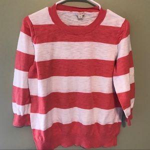 J. Crew Long Sleeve Lightweight Sweater, Size XL
